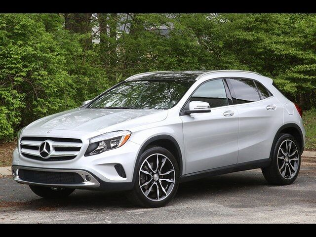 2016 Mercedes-Benz GLA 250 4MATIC® SUV Indianapolis IN