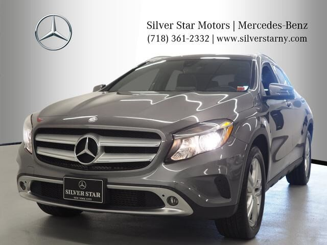 2016 Mercedes-Benz GLA 250 4MATIC® SUV Long Island City NY