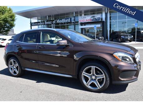 2016_Mercedes-Benz_GLA_250 4MATIC® SUV_ Medford OR