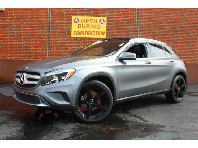 2016 Mercedes-Benz GLA 250 4MATIC® SUV Kansas City KS