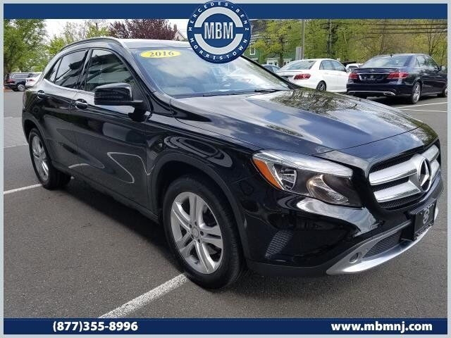 2016 Mercedes-Benz GLA 250 4MATIC® SUV Morristown NJ