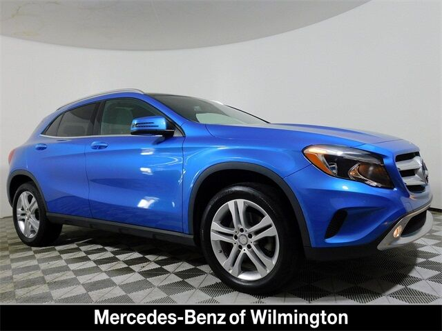 2016 Mercedes-Benz GLA 250 4MATIC® SUV Wilmington DE