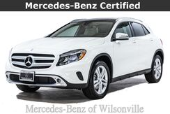 2016_Mercedes-Benz_GLA_250 4MATIC® SUV_ Portland OR
