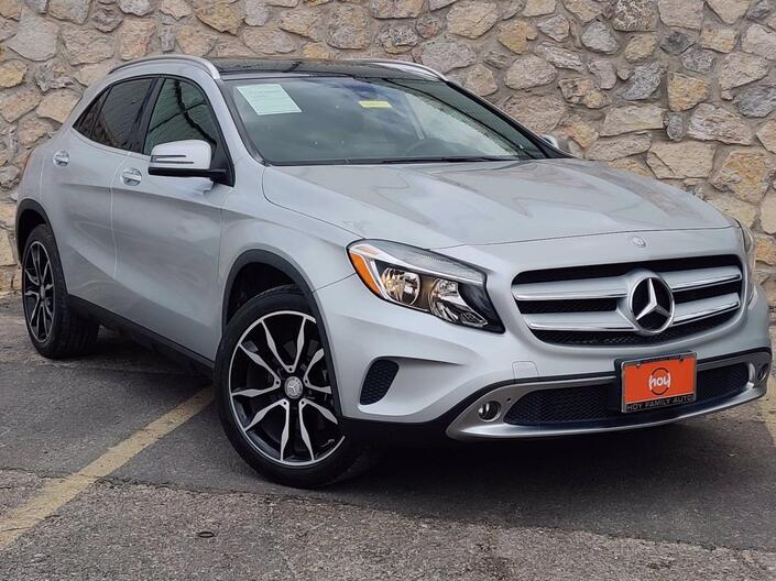 2016 Mercedes-Benz GLA 250 4MATIC® El Paso TX