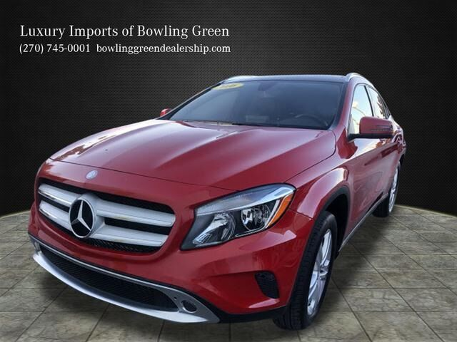 2016 Mercedes-Benz GLA 250 SUV Bowling Green KY