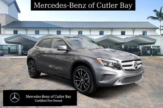 2016 Mercedes Benz Gla 250 Suv Cutler Bay Fl 30050203