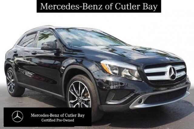 2016 Mercedes-Benz GLA 250 SUV Cutler Bay FL