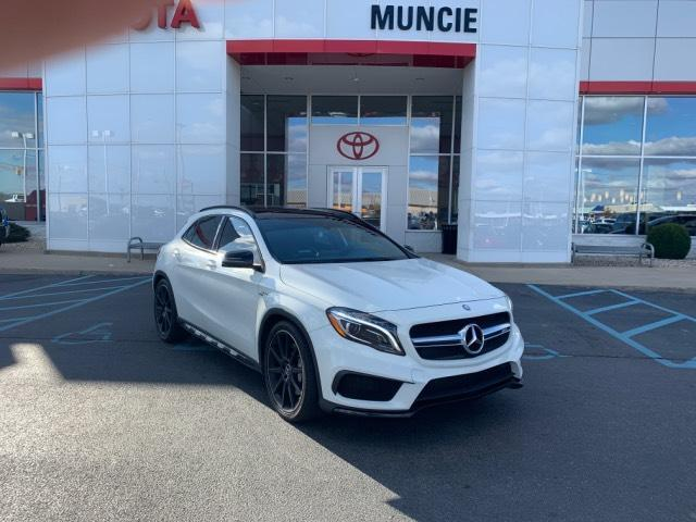 2016 Mercedes-Benz GLA 4MATIC® 4dr AMG GLA 45 Muncie IN