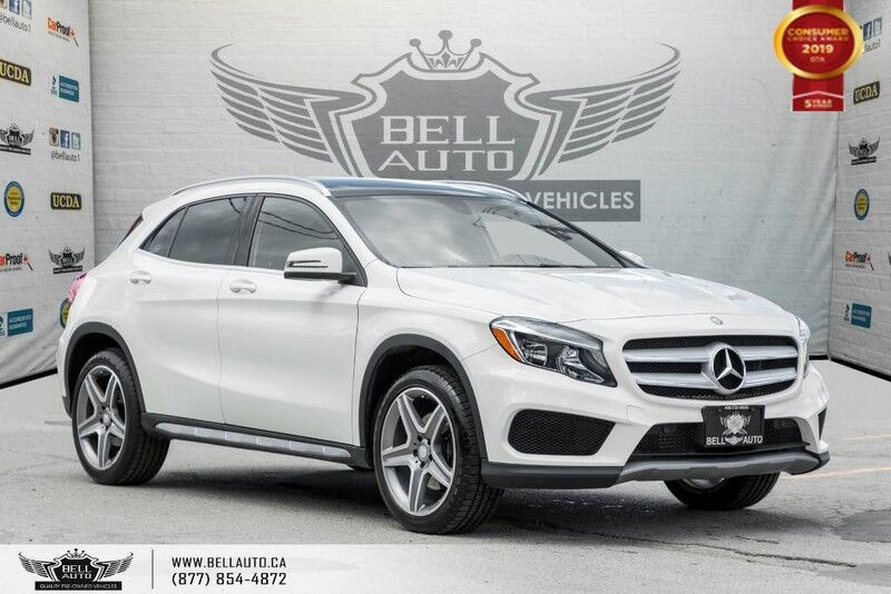 2016 Mercedes-Benz GLA-CLASS GLA 250, AWD, NO ACCIDENT, NAVI, BACK-UP CAM, BLINDSPOT
