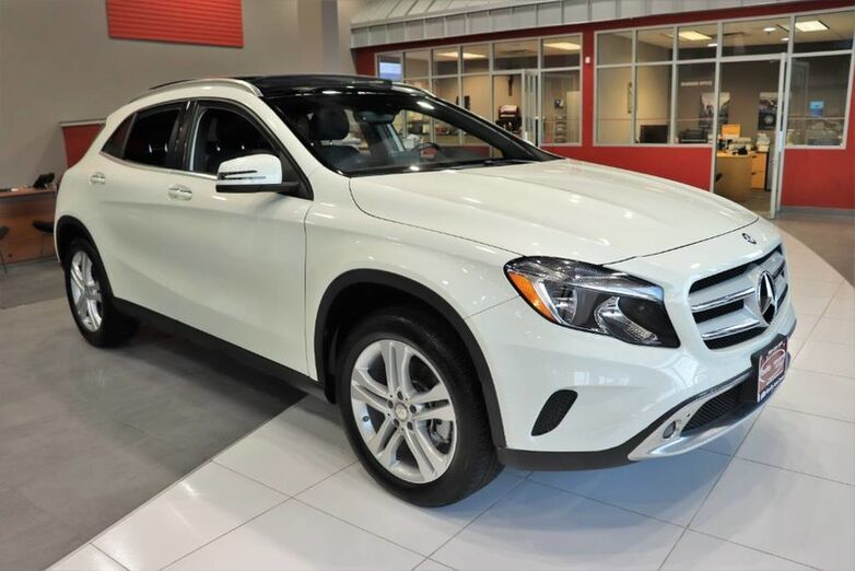 2016 Mercedes-Benz GLA GLA 250 - 4MATIC - NAV - B/up Cam - PANO - CARFAX Certified 1 Ow Springfield NJ