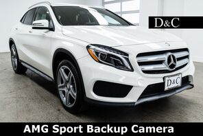 2016_Mercedes-Benz_GLA_GLA 250 4MATIC AMG Sport Backup Camera_ Portland OR