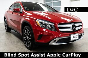 2016_Mercedes-Benz_GLA_GLA 250 4MATIC Blind Spot Assist Apple CarPlay_ Portland OR
