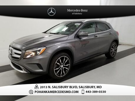 2016_Mercedes-Benz_GLA_GLA 250 4MATIC®_ Salisbury MD