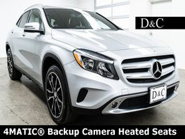 2016_Mercedes-Benz_GLA_GLA 250 4MATIC® Backup Camera Heated Seats_ Portland OR