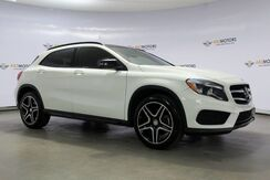 2016_Mercedes-Benz_GLA_GLA 250 AMG,Pano Roof,Blind Spot,Camera,Heated Seats_ Houston TX