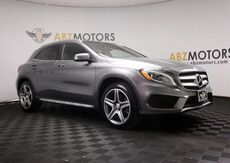 2016_Mercedes-Benz_GLA_GLA 250 AMG,Pano Roof,Blind Spot,Camera,Warranty_ Houston TX