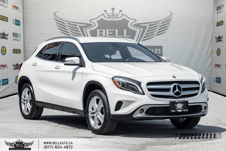 2016 Mercedes-Benz GLA GLA 250, AWD, NAVI, BACK-UP CAM, BLIND SPOT, BLUETOOTH Toronto ON