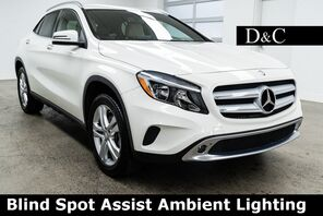 2016_Mercedes-Benz_GLA_GLA 250 Blind Spot Assist Ambient Lighting_ Portland OR