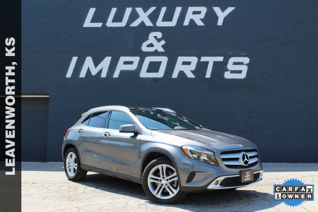 2016 Mercedes-Benz GLA GLA 250 Leavenworth KS