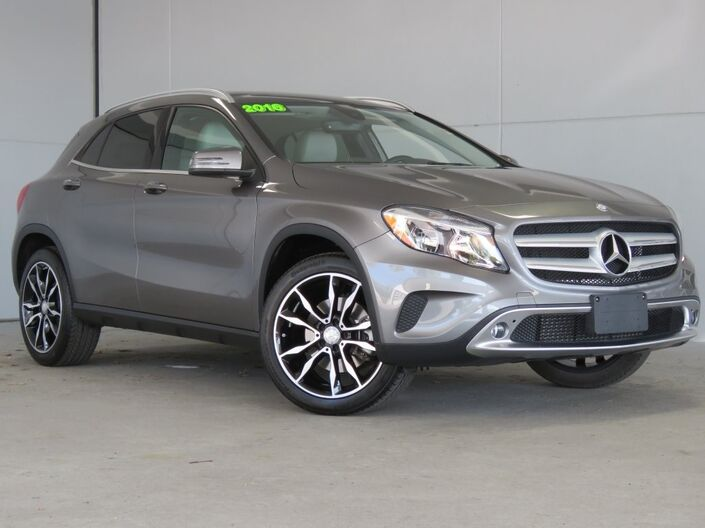 2016 Mercedes-Benz GLA GLA 250 Merriam KS