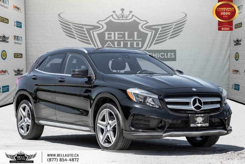 2016 Mercedes-Benz GLA GLA 250, NO ACCIDENT, AWD, NAVI, REAR CAM, B.SPOT Toronto ON
