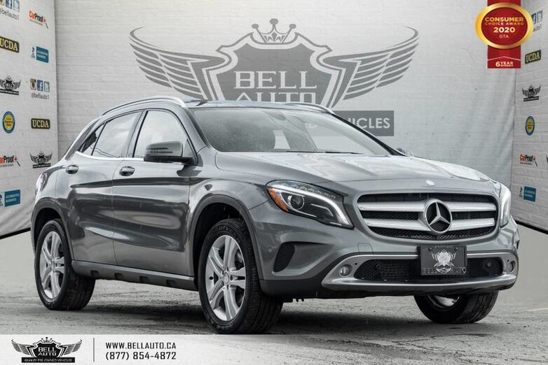 2016 Mercedes-Benz GLA GLA 250, NO ACCIDENT, AWD, NAVI, REAR CAM Toronto ON