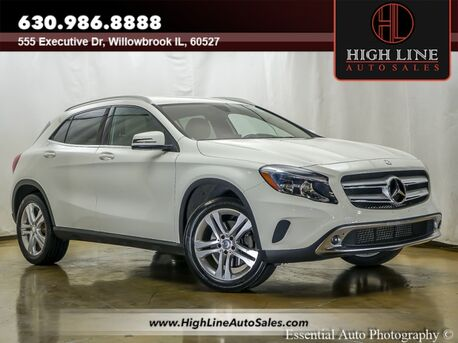 2016_Mercedes-Benz_GLA_GLA 250_ Willowbrook IL