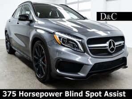 2016_Mercedes-Benz_GLA_GLA 45 AMG 4MATIC 375 Horsepower Blind Spot Assist_ Portland OR