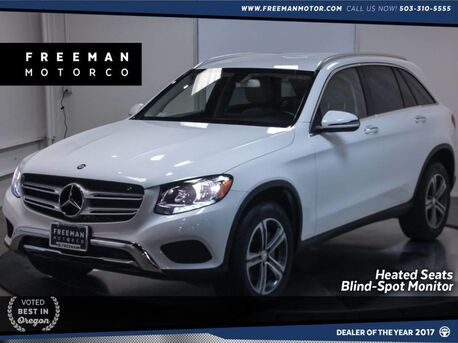 2016_Mercedes-Benz_GLC 300_4MATIC Back-Up Cam Blind Spot Asst KeyGo_ Portland OR