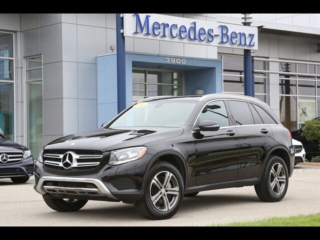 2016 Mercedes-Benz GLC 300 4MATIC® SUV Indianapolis IN