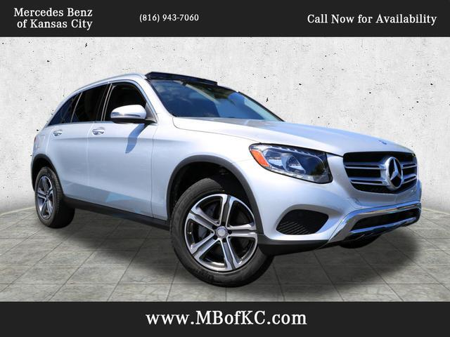 2016 Mercedes-Benz GLC 300 4MATIC® SUV Kansas City MO