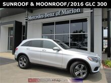 2016_Mercedes-Benz_GLC_300 4MATIC® SUV_ Marion IL
