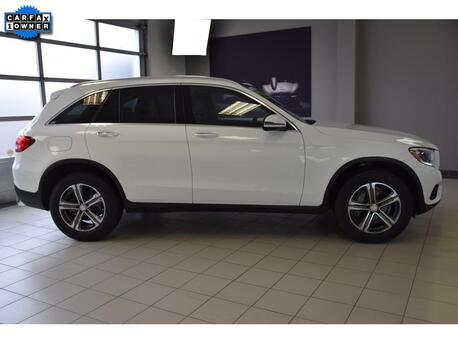 2016_Mercedes-Benz_GLC_300 4MATIC® SUV_ Medford OR