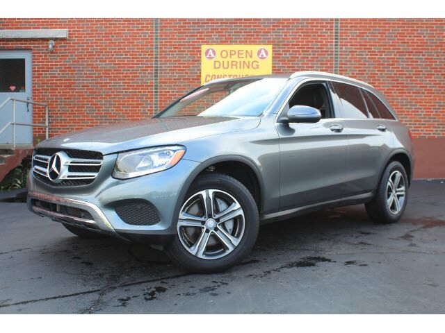 2016 Mercedes-Benz GLC 300 4MATIC® SUV Kansas City KS