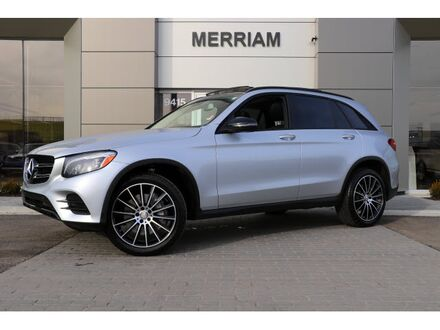 2016_Mercedes-Benz_GLC_300 4MATIC® SUV_ Merriam KS