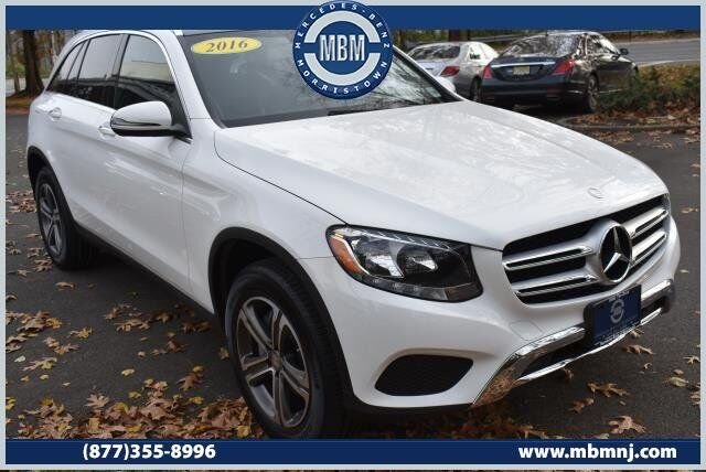 2016 Mercedes-Benz GLC 300 4MATIC® SUV Morristown NJ