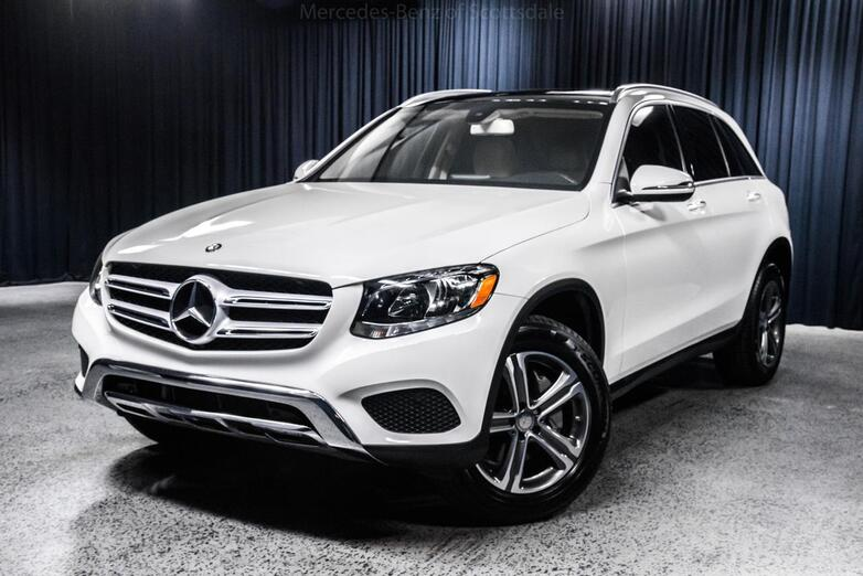 2016 Mercedes-Benz GLC 300 4MATIC® SUV Scottsdale AZ