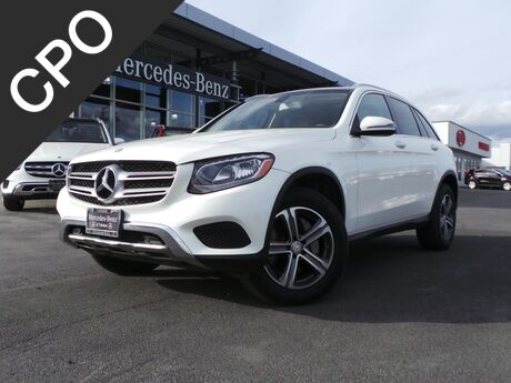 2016 Mercedes-Benz GLC 300 4MATIC® SUV Yakima WA