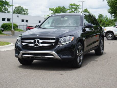 2016_Mercedes-Benz_GLC_300 4MATIC® SUV_  Novi MI