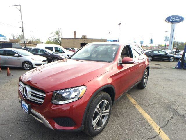 2016 Mercedes-Benz GLC 300 GLC 300 Chicago IL