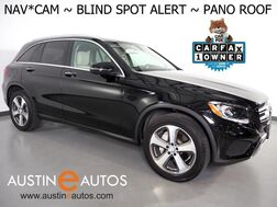 2016_Mercedes-Benz_GLC 300_*NAVIGATION, BLIND SPOT ALERT, BACKUP-CAMERA, PANORAMA MOONROOF, HEATED SEATS, KEYLESS GO, 19 INCH WHEELS, BLUETOOTH PHONE & AUDIO_ Round Rock TX