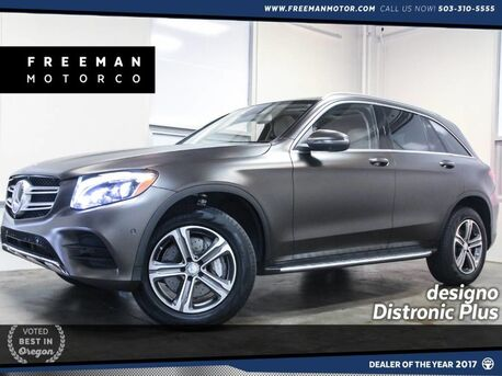 2016_Mercedes-Benz_GLC 300_designo Pano Distronic Plus Head-Up Display_ Portland OR