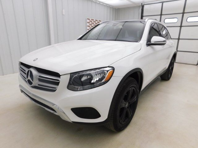 2016 Mercedes-Benz GLC 4MATIC 4dr GLC 300 Manhattan KS