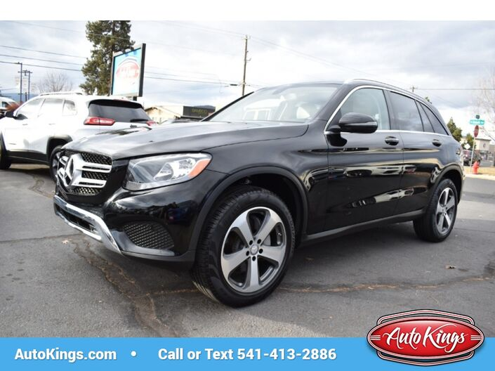 2016 Mercedes-Benz GLC 4MATIC GLC 300 Bend OR