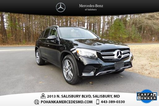 2016_Mercedes-Benz_GLC_GLC 300 ** MB CPO EVENT-2FREE PMT CREDITS UP TO $1,500  **_ Salisbury MD