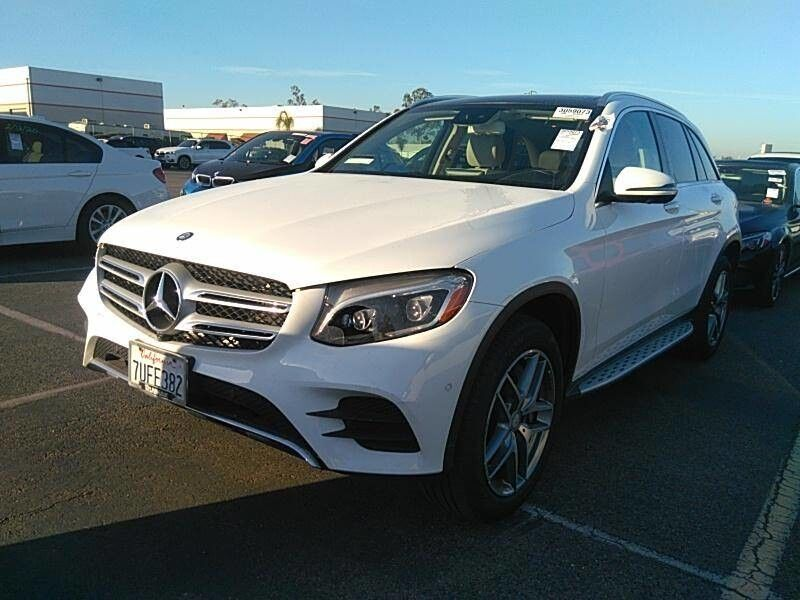 2016 Mercedes-Benz GLC GLC 300 4MATIC (05/16) SPORT PACKAGE / MULTIMEDIA WITH NAVIGATION SYSTEM Monterey Park CA