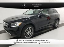 2016 Mercedes-Benz GLC GLC 300 4MATIC®