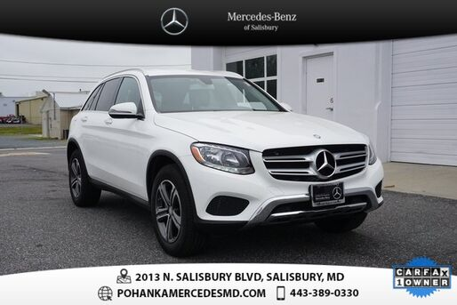 2016_Mercedes-Benz_GLC_GLC 300 4MATIC®_ Salisbury MD