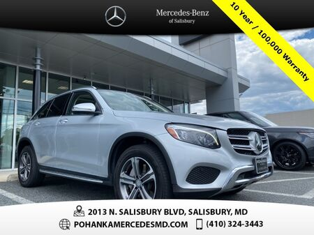 2016_Mercedes-Benz_GLC_GLC 300 4MATIC® AWD ** NAVIGATION & SUNROOF **_ Salisbury MD