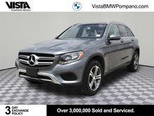 2016_Mercedes-Benz_GLC_GLC 300 4MATIC®_ Coconut Creek FL